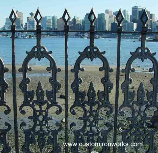 Outdoor Railings 80