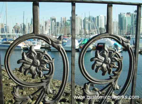 Outdoor Railings 81