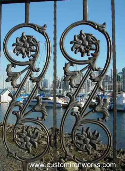 Outdoor Railings 82
