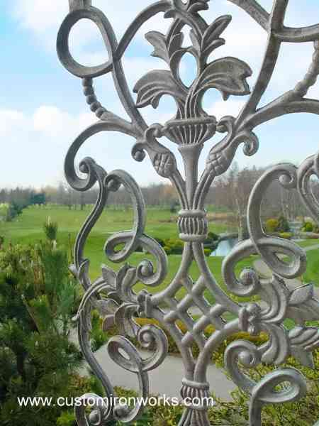 Outdoor Railings 84