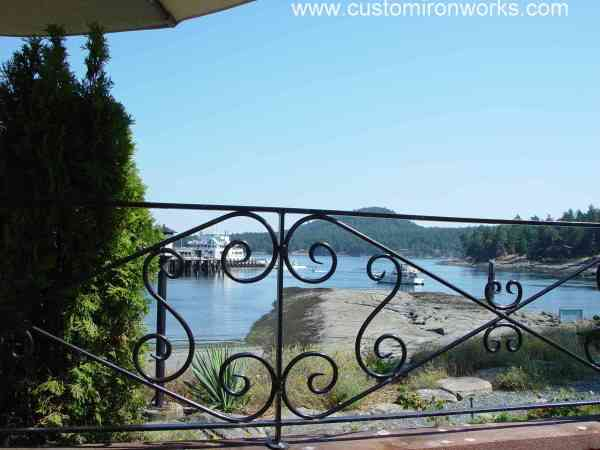 Outdoor Railings 86
