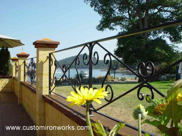 Outdoor Railings 88