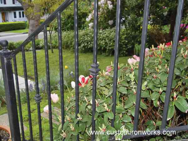 Outdoor Railings 91