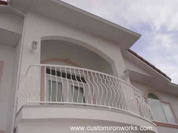 Outdoor Railings 93