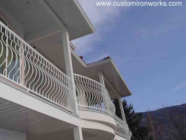 Outdoor Railings 94