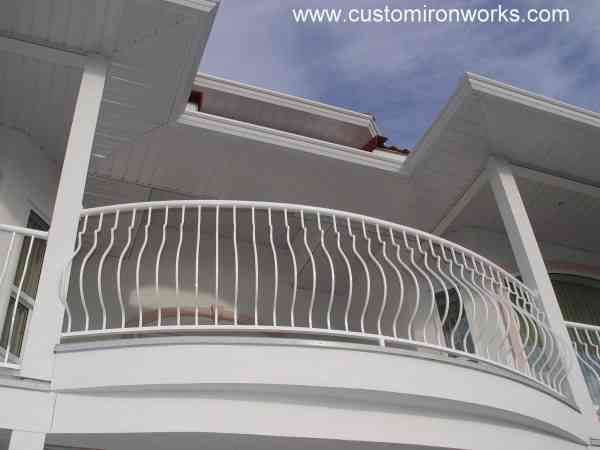 Outdoor Railings 95