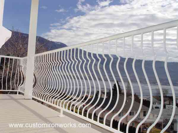 Outdoor Railings 97