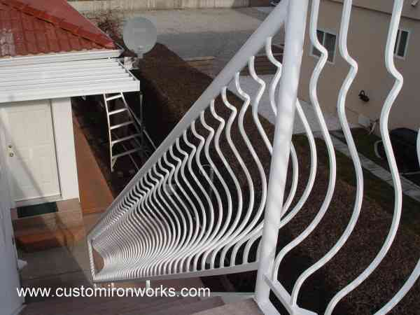 Outdoor Railings 98