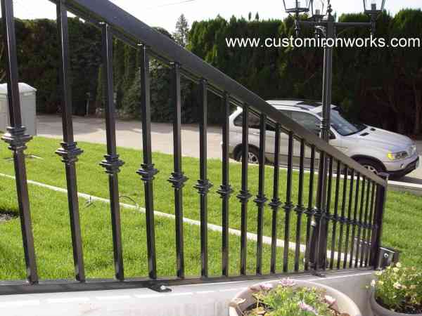 Outdoor Railings 99