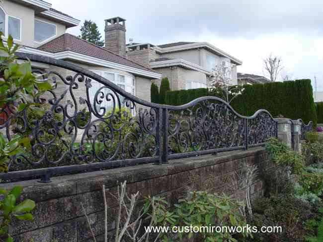 Outdoor Railings 105