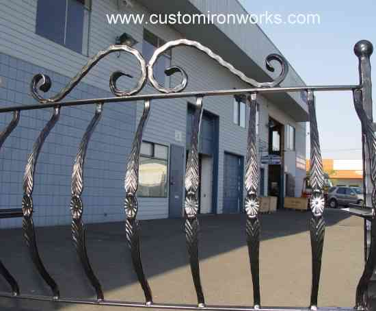 Outdoor Railings 106