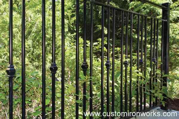 Outdoor Railings 108