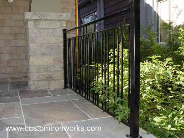 Outdoor Railings 109