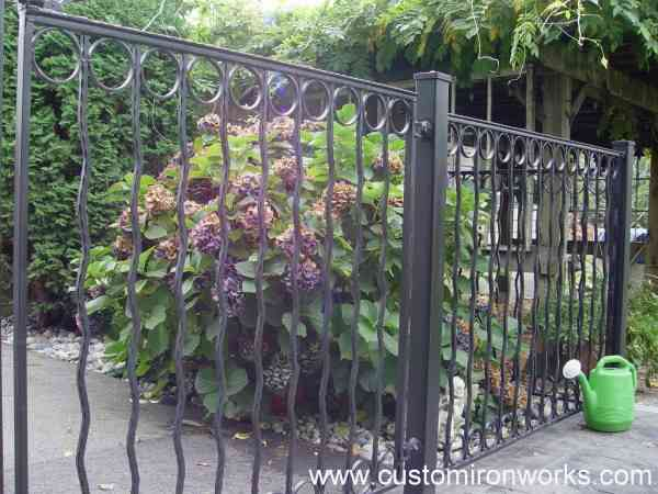 Outdoor Railings 110