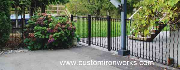 Outdoor Railings 111