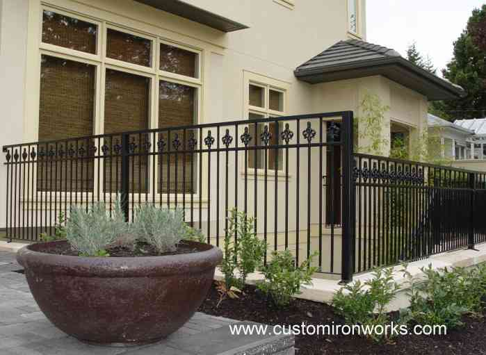 Outdoor Railings 114