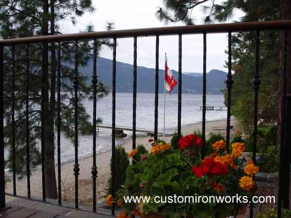 Outdoor Railings 116