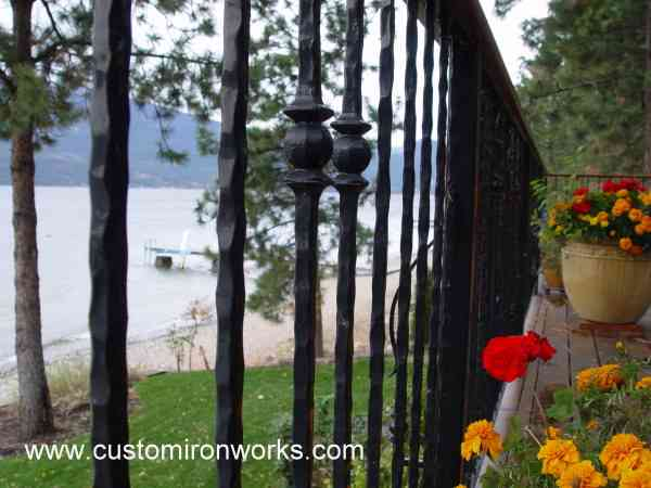 Outdoor Railings 120
