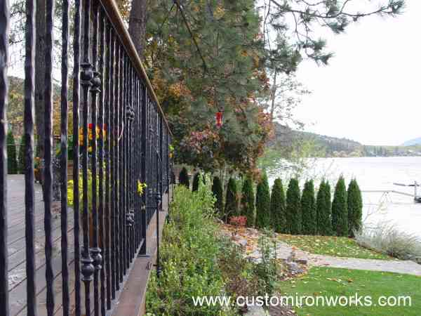 Outdoor Railings 121