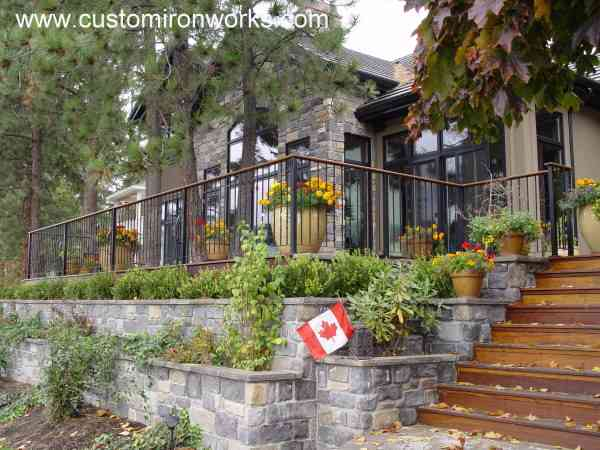 Outdoor Railings 122