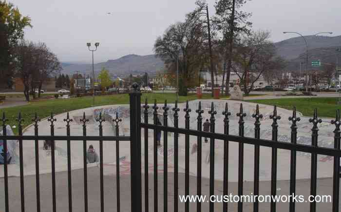 Outdoor Railings 123