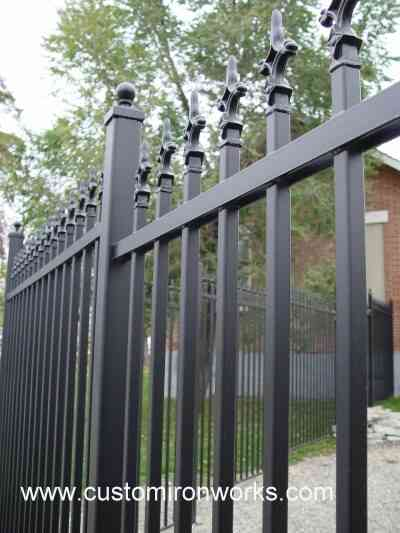 Outdoor Railings 124