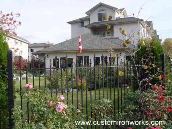Outdoor Railings 125