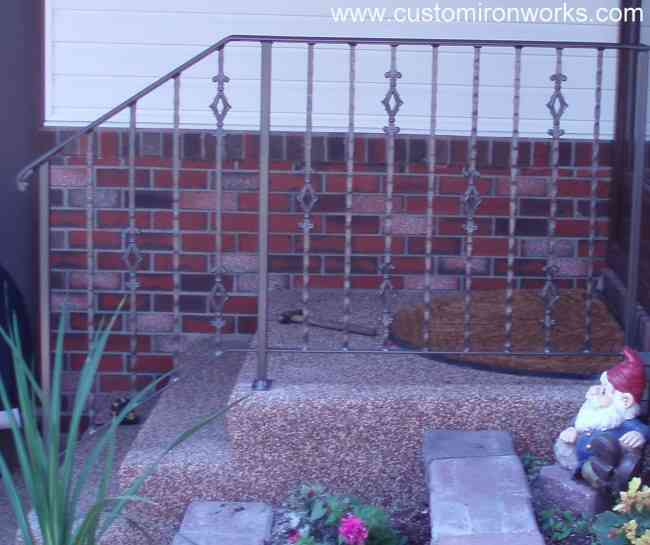 Outdoor Railings 166