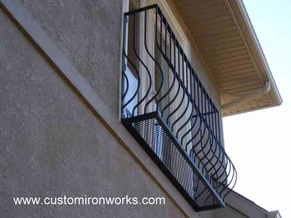Outdoor Railings 169