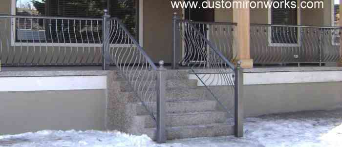 Outdoor Railings 170