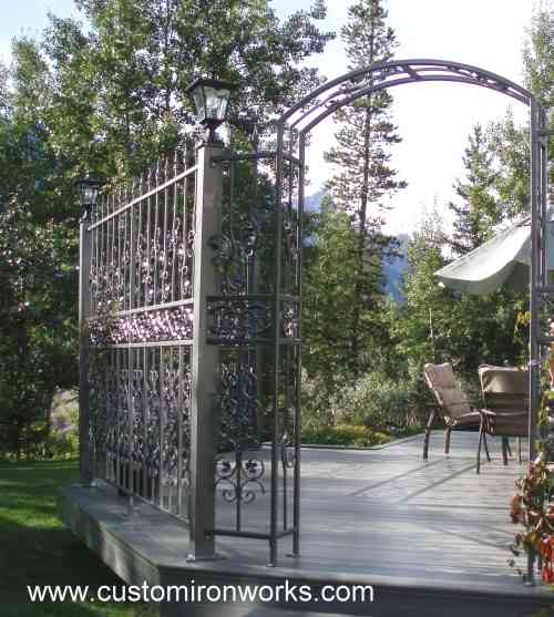 Outdoor Railings 171