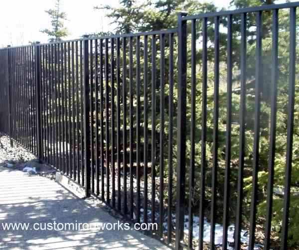 Outdoor Railings 172