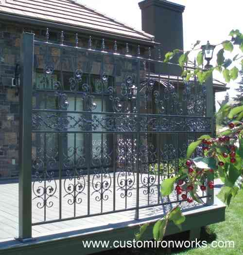 Outdoor Railings 173