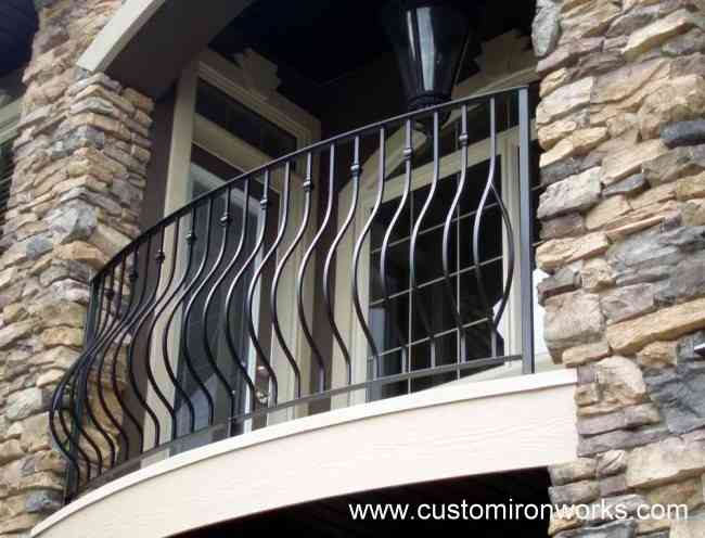 Outdoor Railings 174