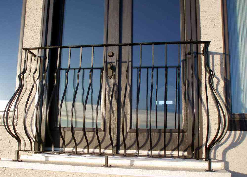 Outdoor Railings 176