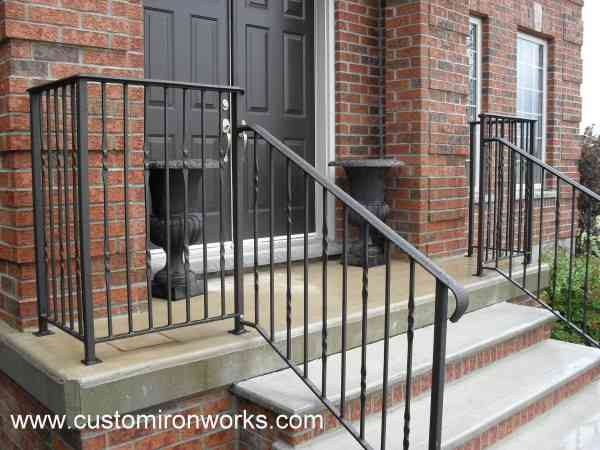 Outdoor Railings 180