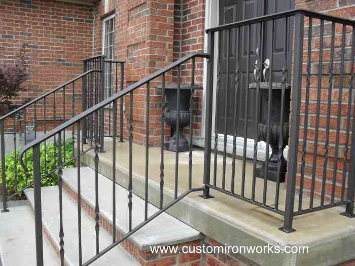 Outdoor Railings 181