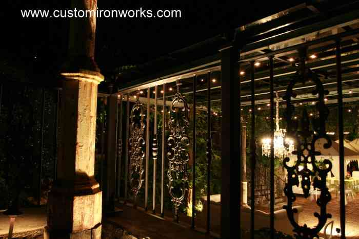 Outdoor Railings 182