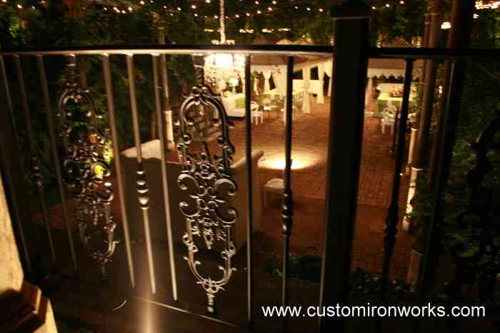 Outdoor Railings 183