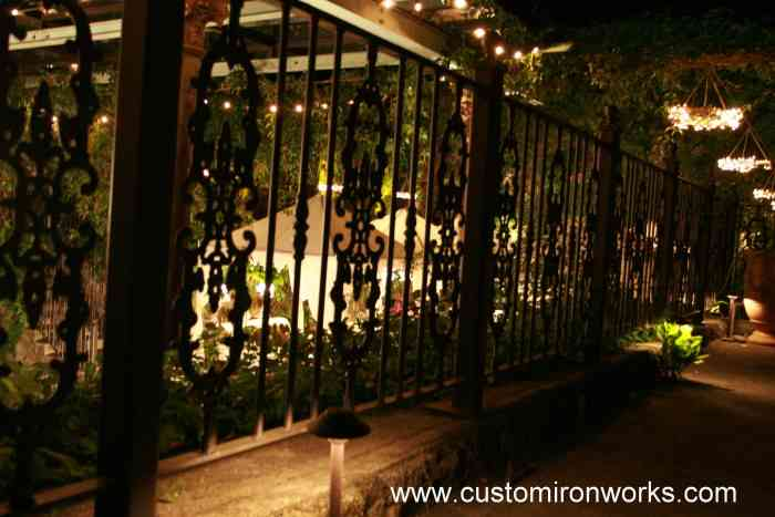 Outdoor Railings 185