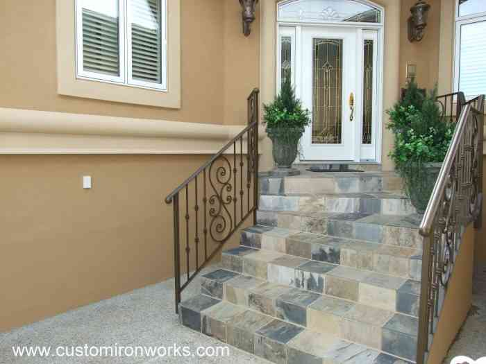 Outdoor Railings 186