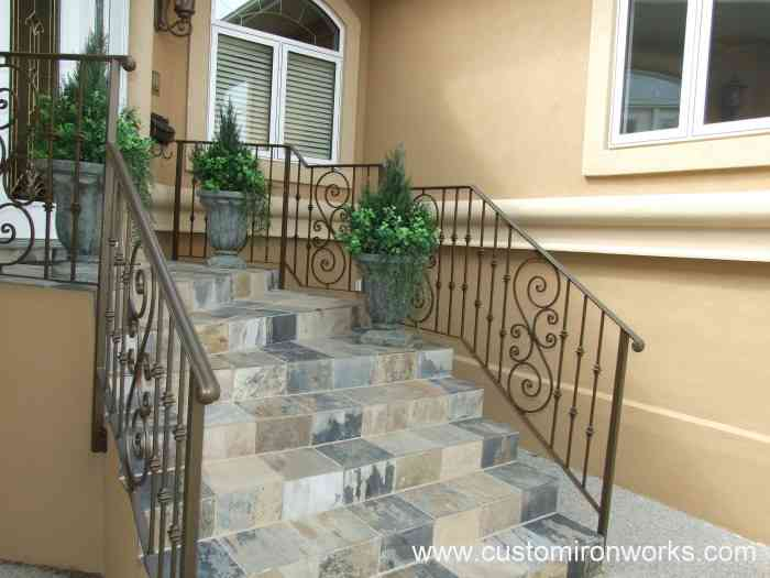 Outdoor Railings 187