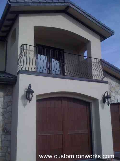Outdoor Railings 202