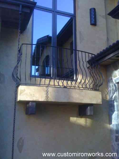 Outdoor Railings 203