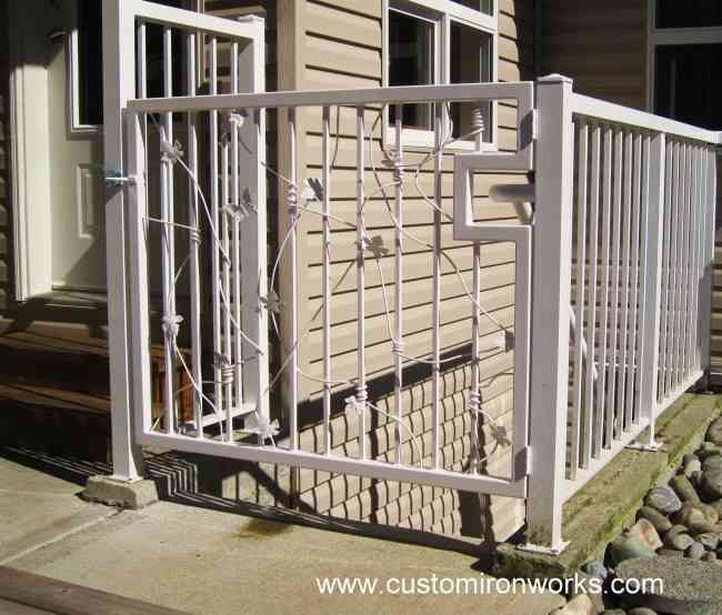 Outdoor Railings 204
