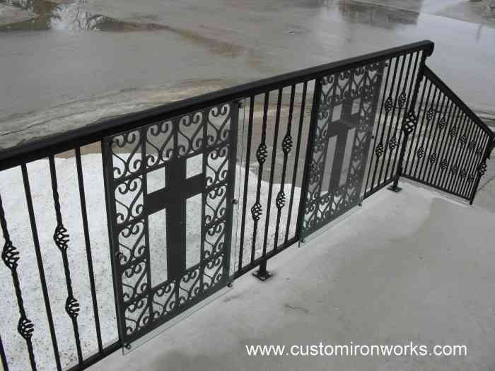 Outdoor Railings 209