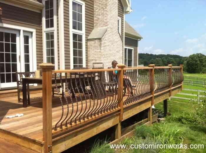 Outdoor Railings 215