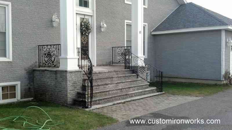 Outdoor Railings 216
