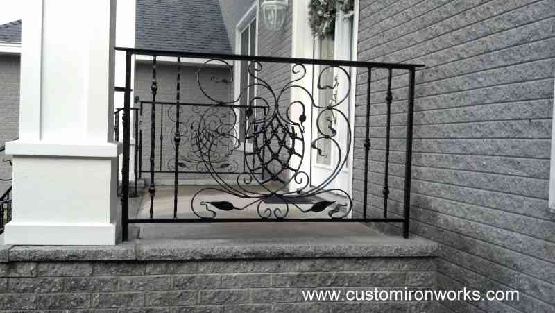 Outdoor Railings 217