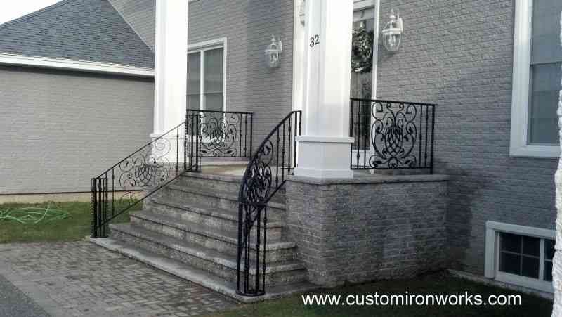 Outdoor Railings 218